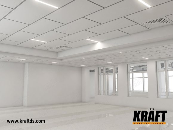 "Refueling complexes ""BRSM"" (modular grilyato GLK, ceiling rail, KRAFT Led lamps, T-profile KRAFT Fortis)"