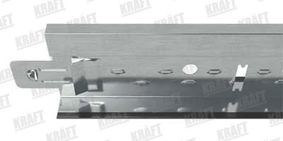 Profile KRAFT Fortis T-24, T-15 - metal thickness