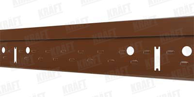 Stiffeners on the T-profile KRAFT